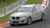 BMW X3M Spy Photos