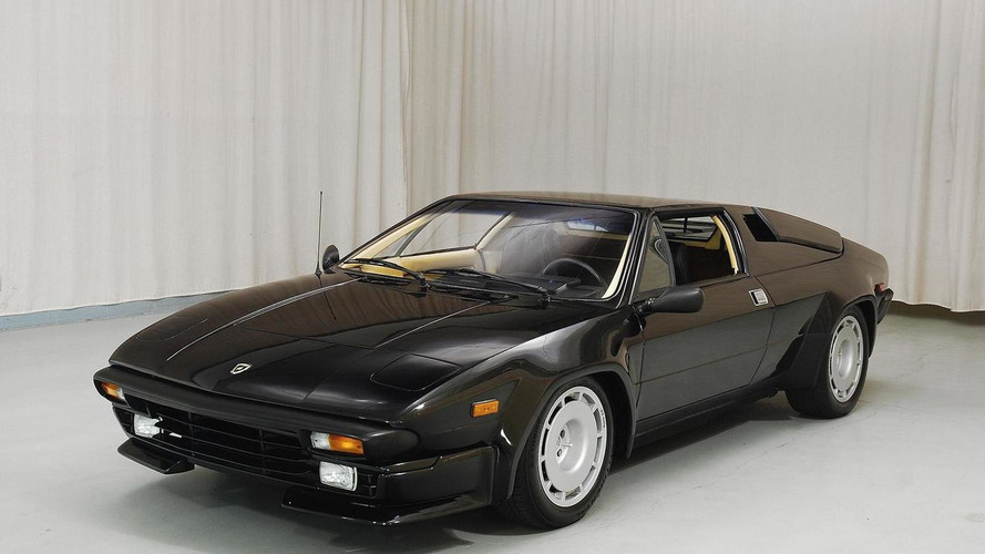 1988 Lamborghini Jalpa in great condition costs $115,000