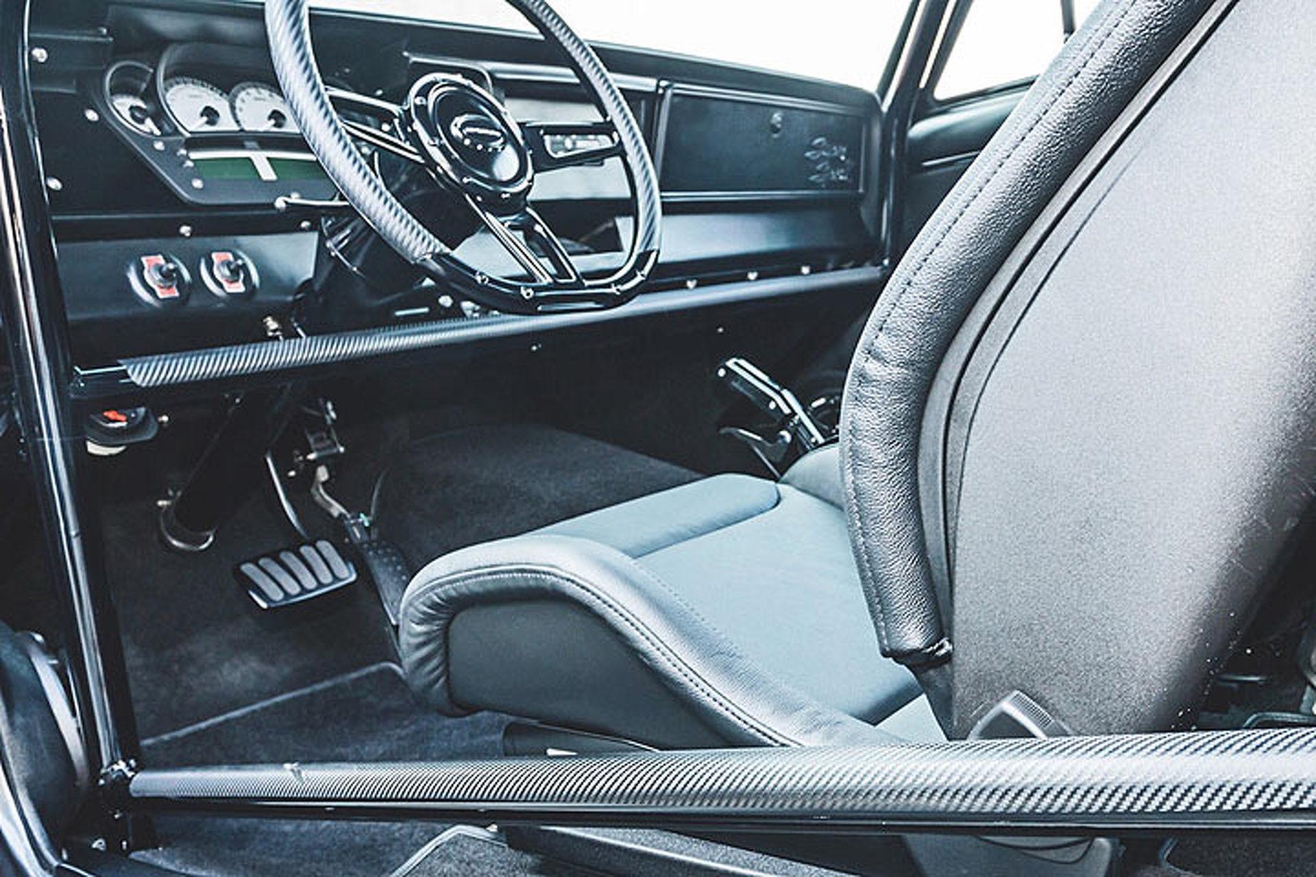 This 600-HP Chevy Nova Isn't American, It's Danish