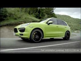 The new Porsche Cayenne GTS: Purist