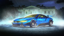 BMW i8 for Mystique