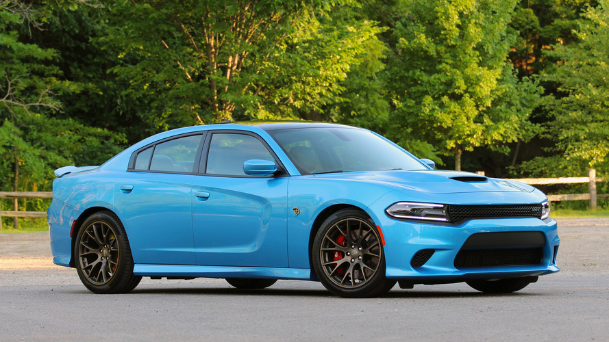 Review: 2016 Dodge Charger SRT Hellcat