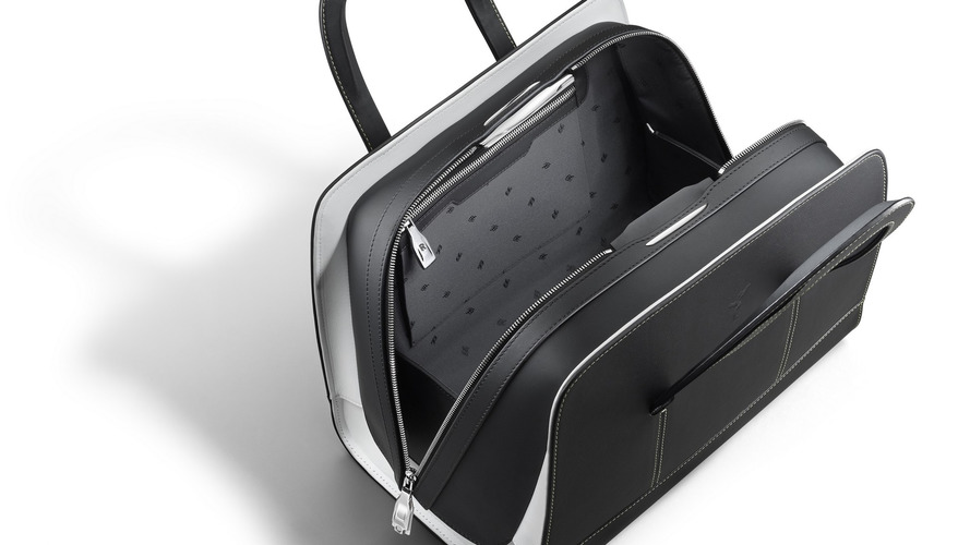 Rolls-Royce Wraith luggage set