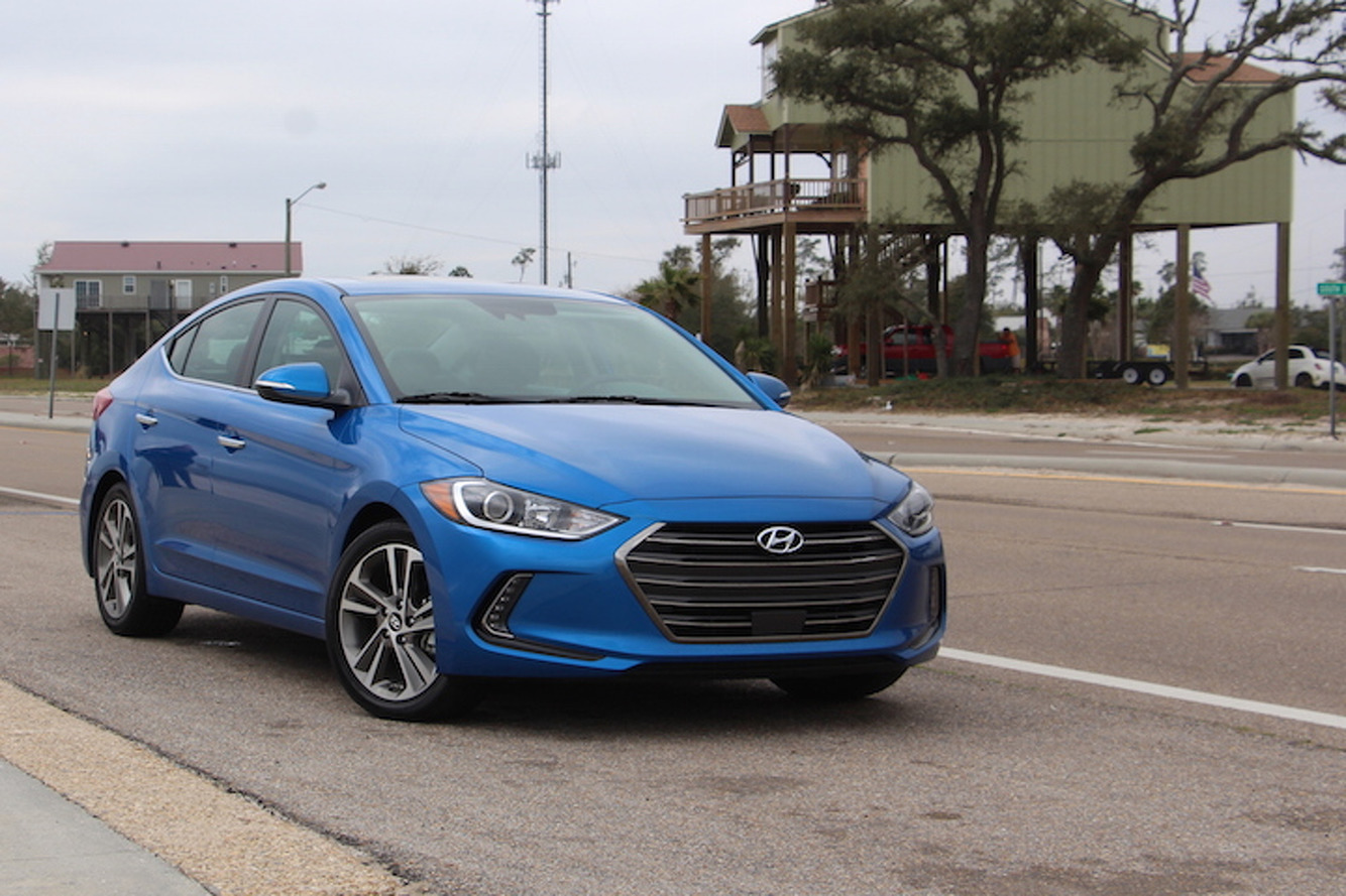 Hyundai Elantra First Drive