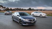 2015 Toyota Aurion unveiled in Australia