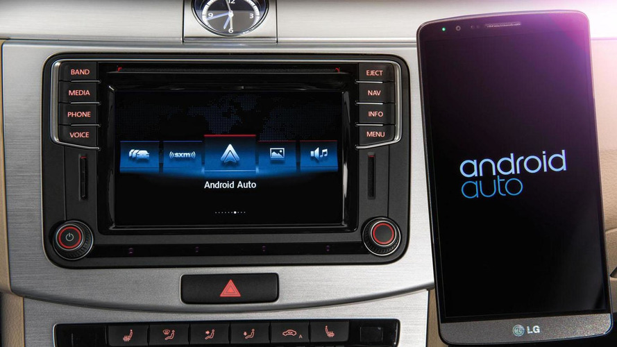 2016 Volkswagens gain Apple CarPlay & Android Auto compatibility