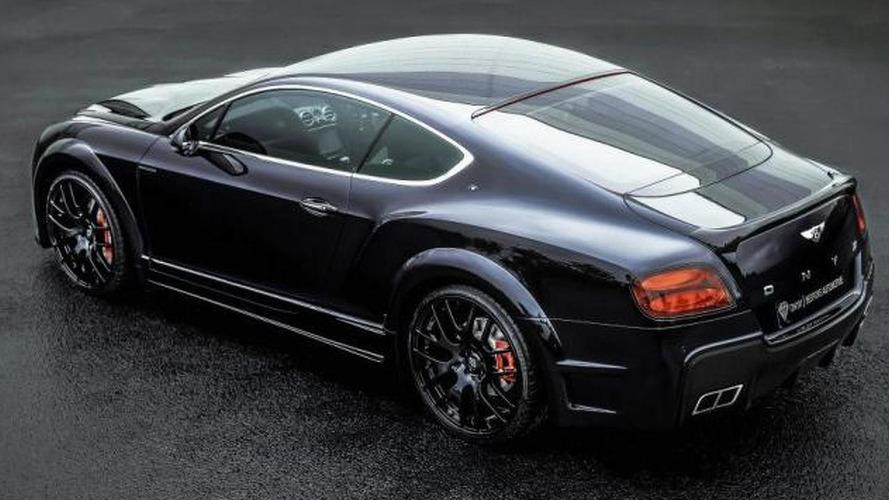 Onyx Concept introduces their Bentley GTX