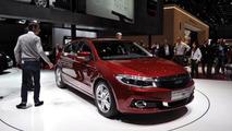 2014 Qoros 3 Hatch at 2014 Geneva Motor Show