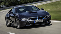Production ready BMW i8