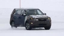 2014 Hyundai ix25 spied in Scandinavia ahead of Beijing Motor Show launch in April