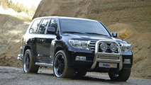 Toyota Land Cruiser V8 by Delta4x4