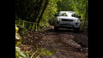 Range Rover  Evoque - Il sistema Gradient Release Control