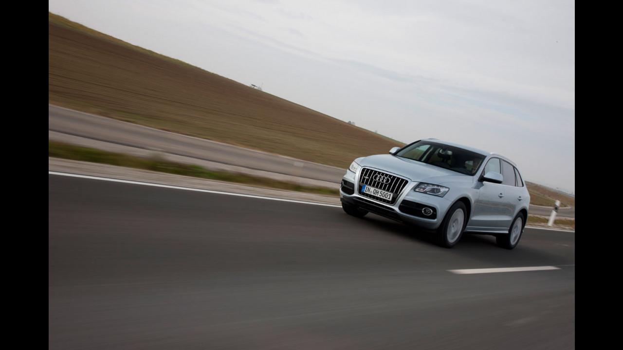 Audi Q5 Hybrid quattro - TEST