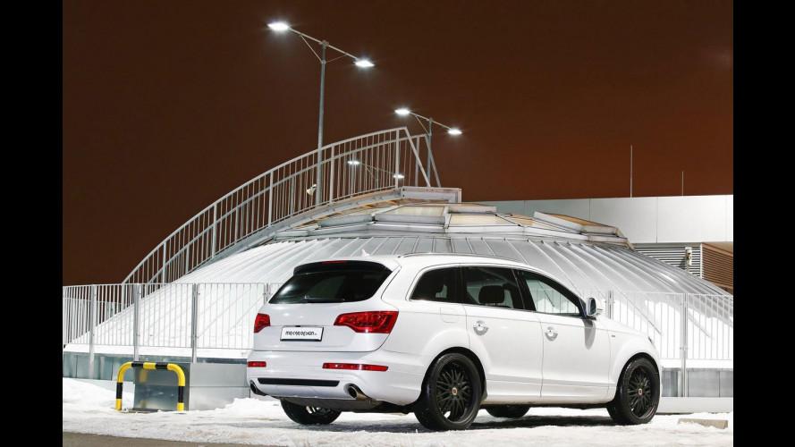 Audi Q7 4.2 TDI secondo MR Car Design