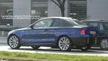 SPY PHOTOS: BMW 1 Series Coupe