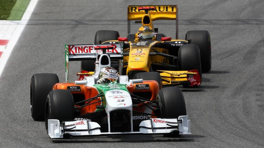 Renault switch would be 'interesting' - Sutil