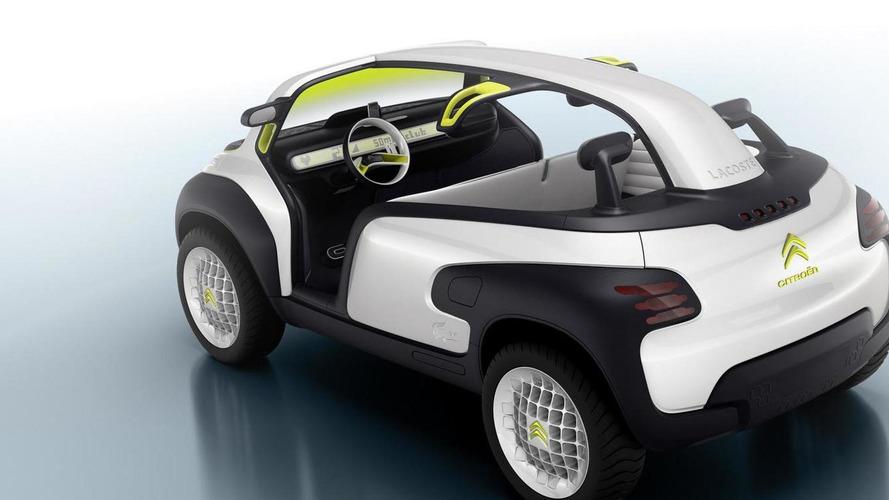 Citroën Lacoste Concept unveiled [new video]