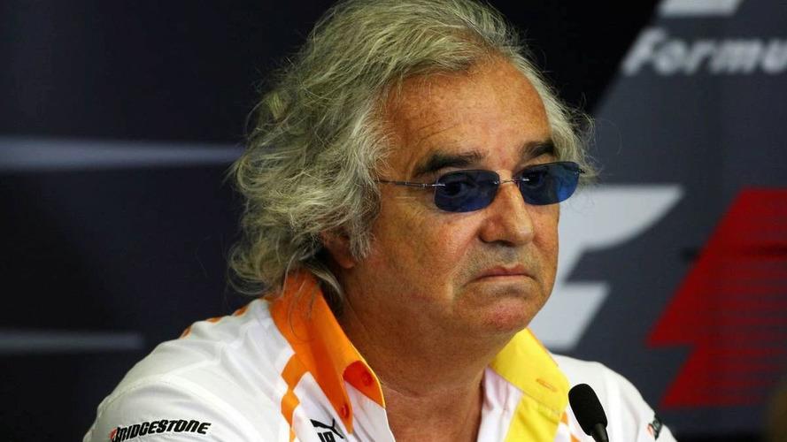 Briatore not present for crash-gate hearing