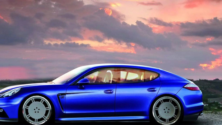 9ff Panamera Turbo first details and new photos released