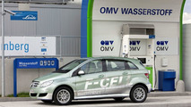 Mercedes-Benz Launches B-Class F-CELL