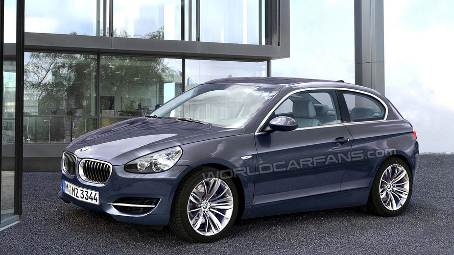 More details/rumors on the upcoming BMW front-drive models