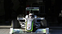 Mike Conway (GBR), Tests for BrawnGP - Formula 1 Testing, Jerez