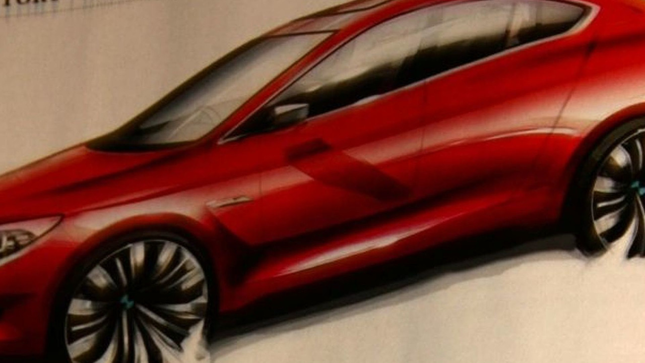 BMW 2013 0-Series artist rendering - 800