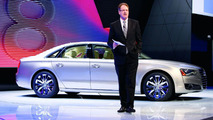 2011 Audi A8 Makes Public Debut in Detroit
