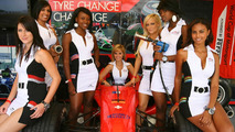A1GP Babes from South Africa