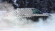 2010 Saab 9-5 Prototype spy photo