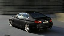 Racing Dynamics R50S based on 2011 BMW 550i