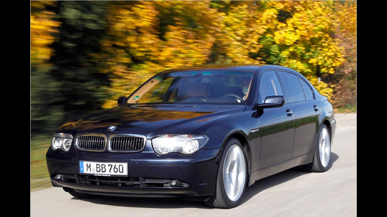 BMW 7er (E65)