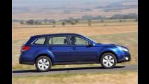 Subaru Outback im Test