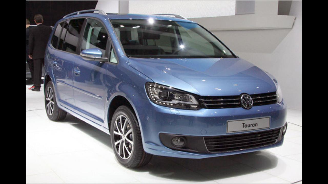 VW Touran Facelift