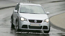 Audi A1 Test Mule