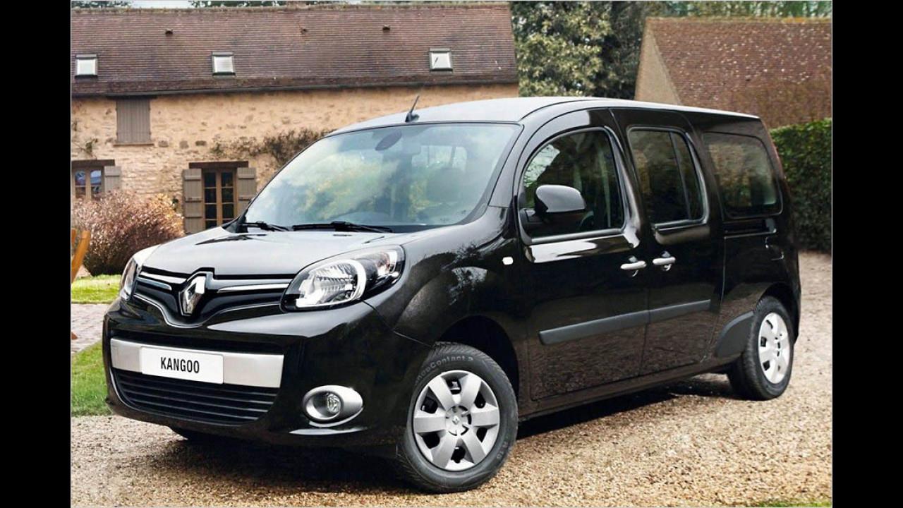 Die schlechtesten Autos bis 5 Jahre: Renault Kangoo