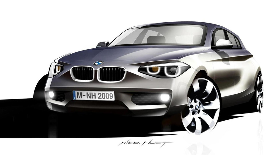 2018 BMW 1-Series to be larger & front-wheel drive - report