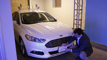 Autonomous Ford Fusion Hybrid to begin testing in California
