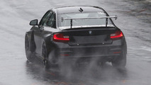 2016 BMW M235i Racing spy photo