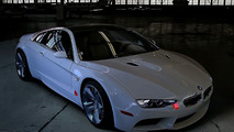BMW M1 Prototype Artists Rendering