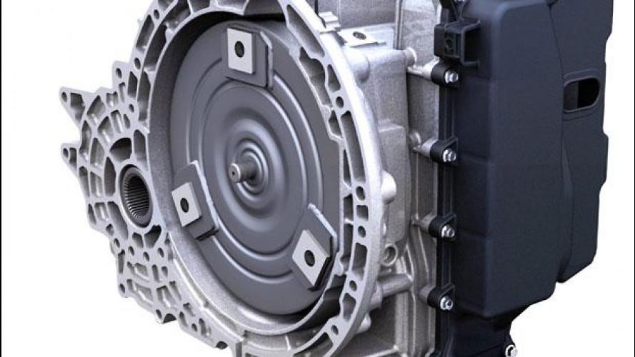 Ford e GM sviluppano insieme un nuovo cambio automatico a 9 e 10 marce