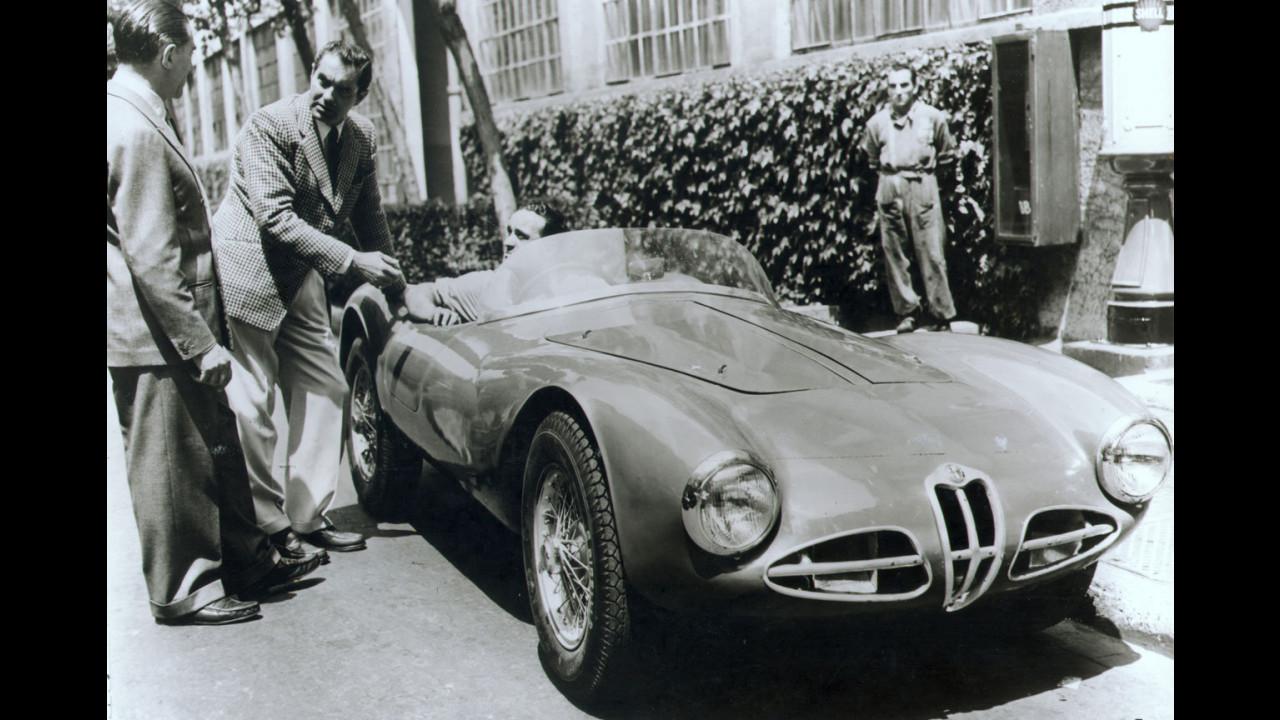 C 52 Disco Volante 2000 Spider (Tyron Power) (1952-1953)