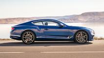 Continental GT profil