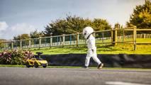 McLaren P1 Foot-to-Floor Edition