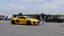 Audi r8 2500 ch