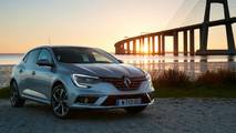 2018 Renault Megane with TCe 165 engine