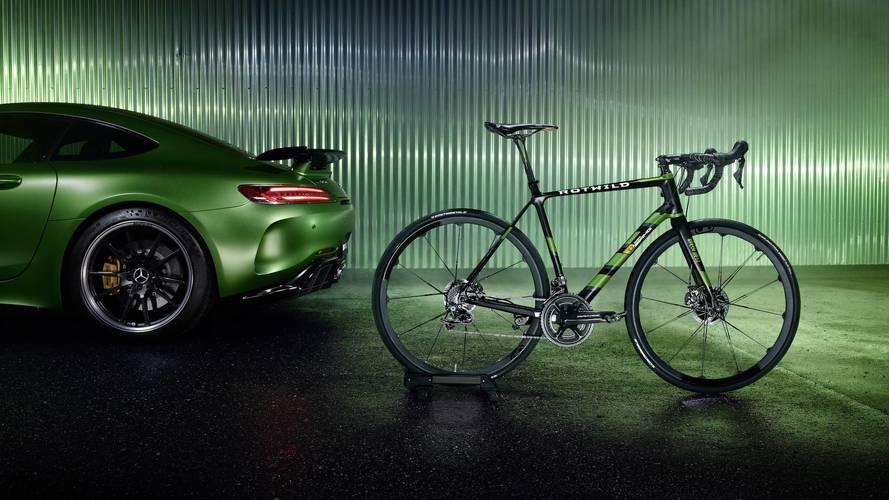 Mercedes-AMG GT R Gets An $8,200 Racing Bike Counterpart
