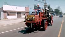 Jay Leno 1911 Christie Fire Engine