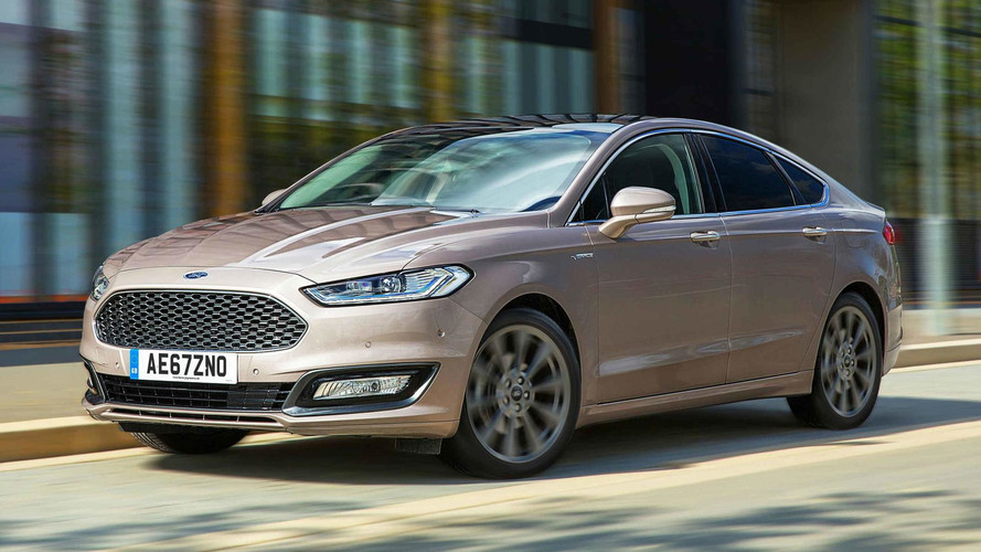 Ford Motor to base Fusion production in China
