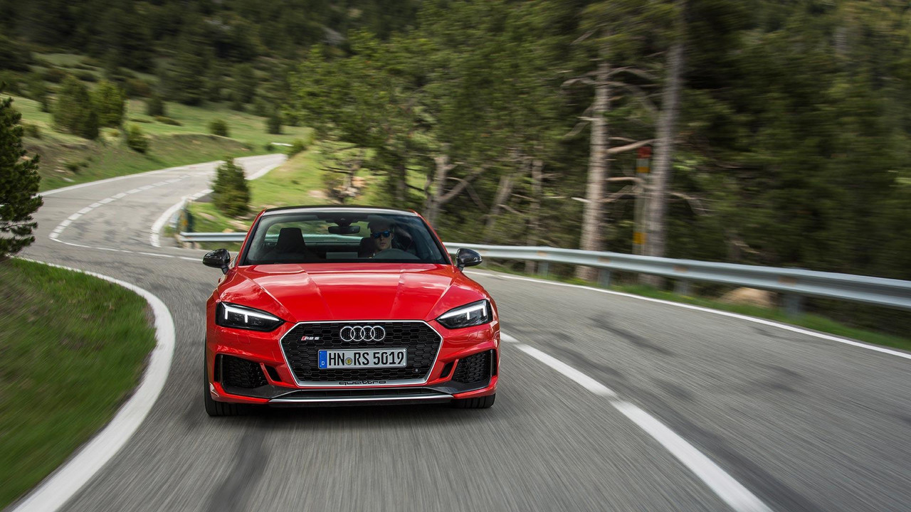 Audi RS4 And RS5 Carbon Edition